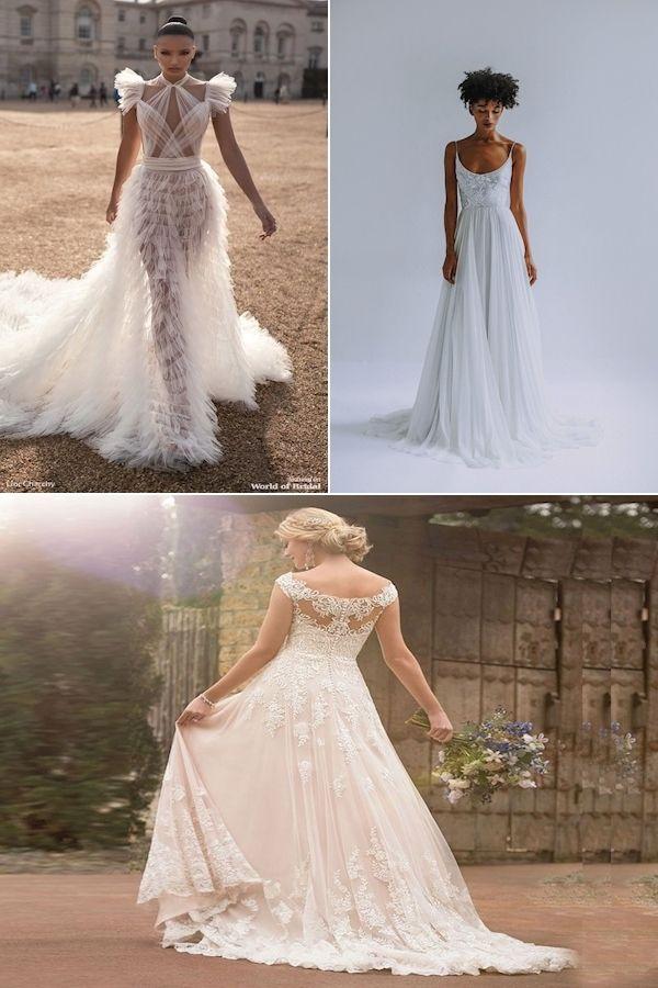 Budget Wedding Dresses Beige Wedding Dress Wedding Dress3s In 2021 Beige Wedding Dress Wedding Gowns Beige Wedding