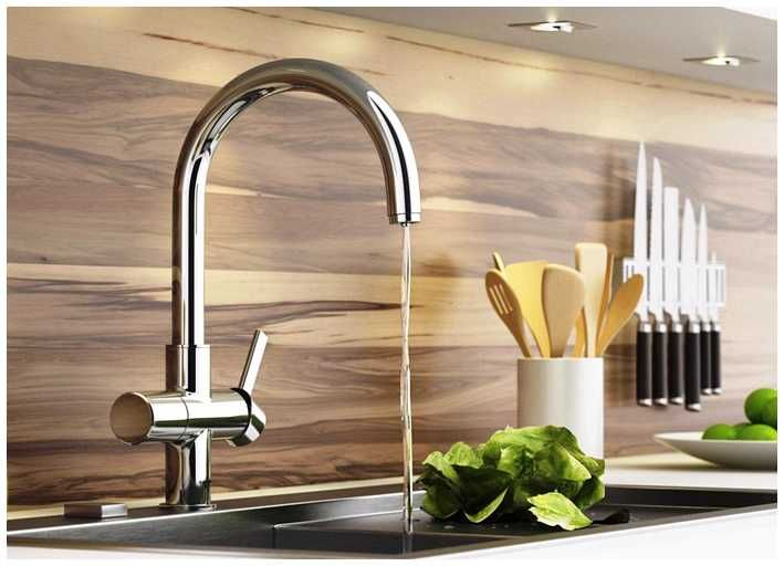 10 best Faucets images on Pinterest | Kitchen cabinets, Cucina and ...