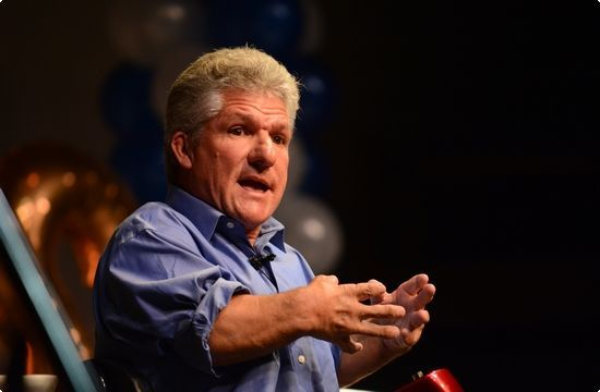 "Matt Roloff speaks Tuesday at Penn State Berks during PSU's 50th annual Student Leadership Conference. He and his family are the focus of the reality television show ""Little People Big World."" 