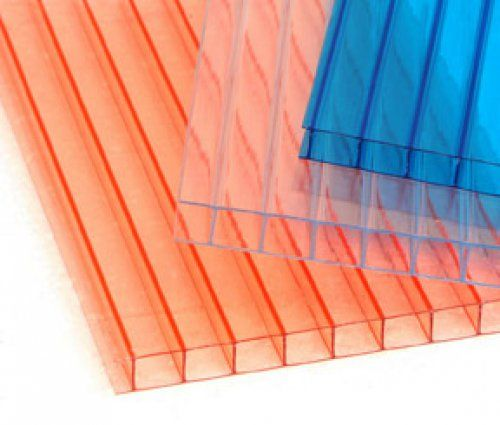 Plastic sheets provides protection from environmental effects and gives an attractive look.