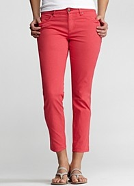 Vtbrant Eileen Fisher Organic Stretch Twill Jeans. Want these!