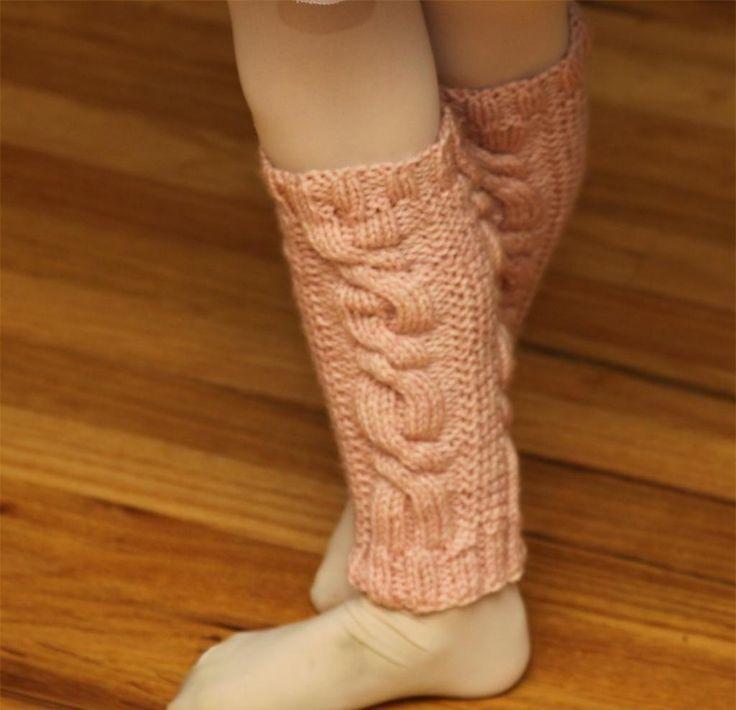 (6) Name: 'Knitting : Toddler Dance Leg Warmers