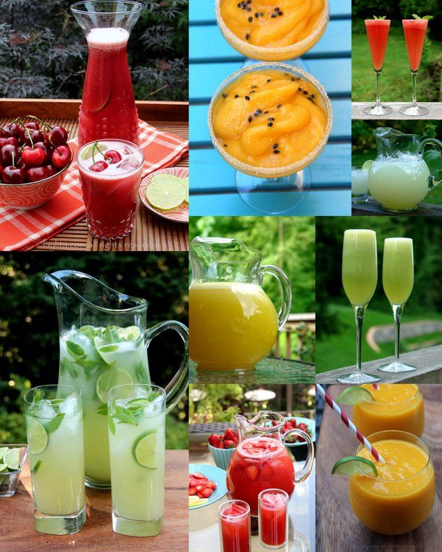 "Easy Summer Drinks and Cocktails  www.LiquorList.com  ""The Marketplace for Adults with Taste"" @LiquorListcom   #LiquorList"
