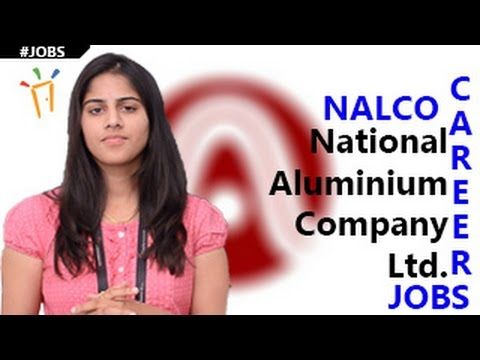NALCO – Recruitment Notification,trainee jobs through GATE, Exam dates & results