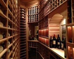 Give Your Wine Collection A High End Home, With A Prefab Or Custom Racking Part 59