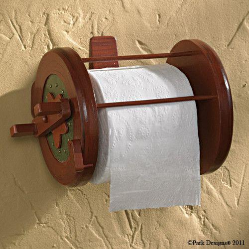 195 best Toilet Roll Holders images on Pinterest | Bathroom ideas ...