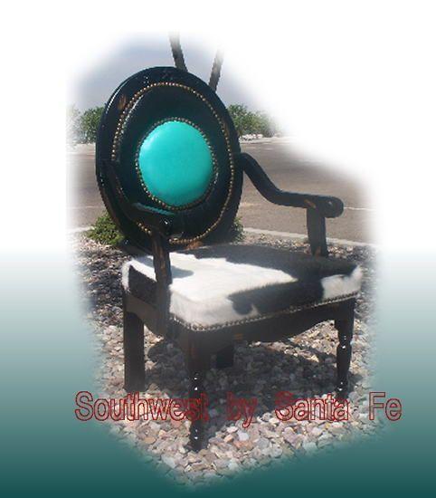 Wild Bill Southwestern Style Office Chair