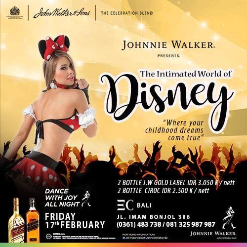 The Intimate World Of Disney EC Executive Karaoke  #BaliEventCalendar #balievent #Angel #infobali #balibible #disney