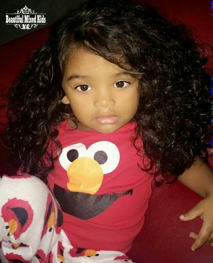 Deshanti - 2 Years  African American, Mexican  Native -1190