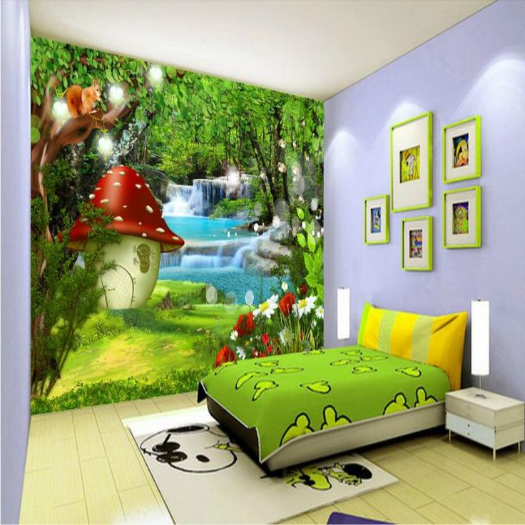 Use Childen S Room Wallpaper To Add Oodles Of Character: Best 25+ 3d Wallpaper Ideas On Pinterest