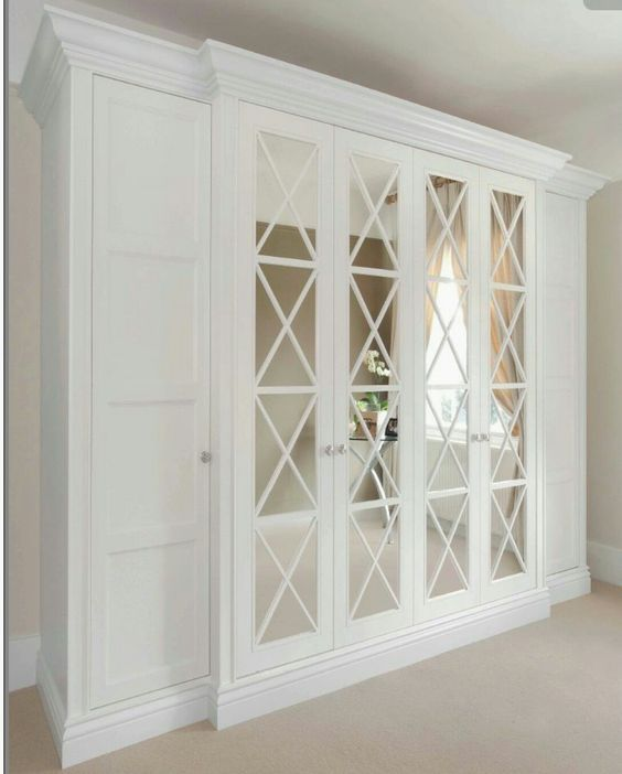 17 Best Ideas About Cupboard Design For Bedroom On: Bedroom Wardrobes Built In, Built In Cupboards