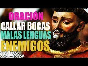 ORACIÓN COMPLETA PARA ROMPER CADENAS DE MALDAD Y ENVIDIAS, ANULACIÓN Y DESTRUCCIÓN DE ENEMIGOS - YouTube