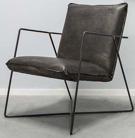 17 beste idee n over industrieel bed op pinterest doe for Industrieel fauteuil