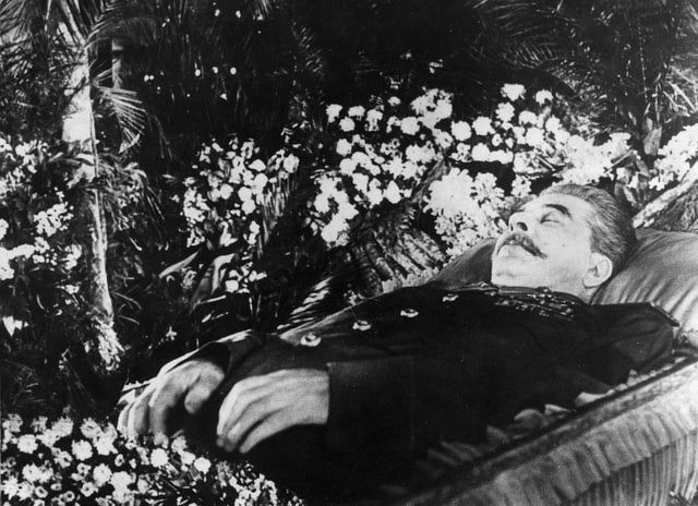 How Did Stalin Build His Cult of Personality?: Stalin Dies