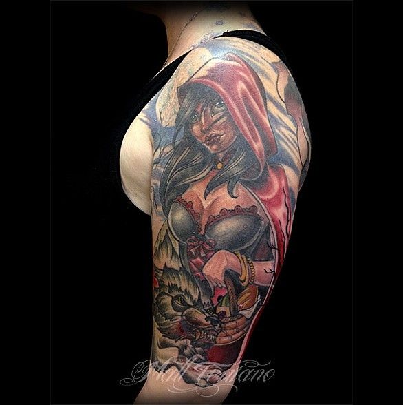 154 Best Top Notch Tattoos Images On Pinterest