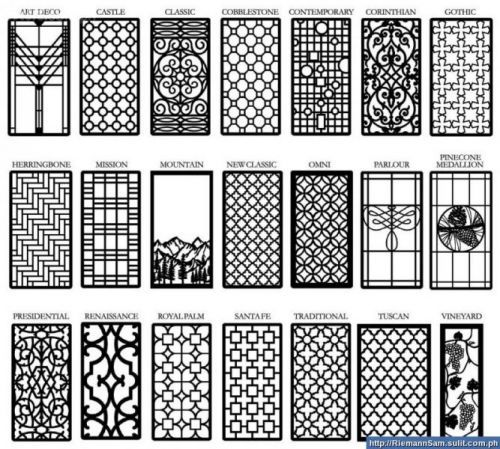 155 best images about window grills gates on pinterest for Modern zen window grills design