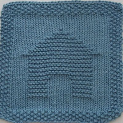 Free Knitted Dishcloth Patterns Download : 17 Best images about Knitted squares on Pinterest Free pattern, Knit patter...