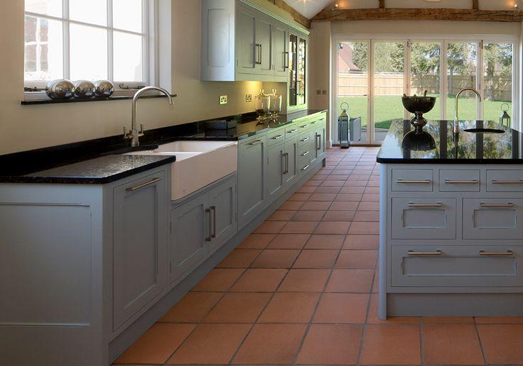 166 Best Kitchens Amp Terracotta Floor Tiles Images On
