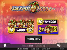 SLOTMACHINE JACKPOT 6000 GIVES YOU A REALISTIC SLOT MACHINE TO PLAY WITH