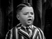 "George ""Spanky"" McFarland (October 2, 1928 – June 30, 1993) was an American actor most famous for his appearances as a child in the Our Gang series of short-subject comedies of the 1930s and 1940s. The Our Gang shorts were later syndicated to television as The Little Rascals. McFarland was born in Dallas, Texas, at Methodist Hospital in 1928 to Robert Emmett and Virginia McFarland."
