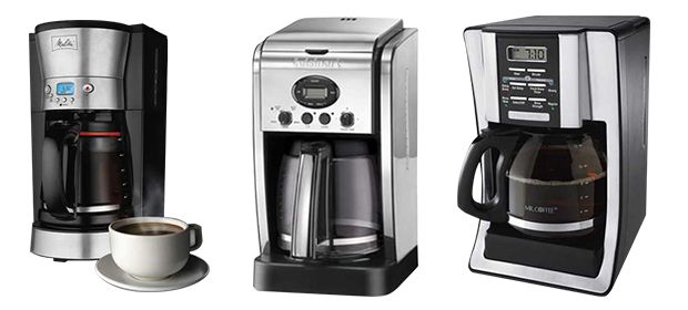 Coffee Makers Review 2014| Best Coffee Machines | Drip Coffee Makers - TopTenREVIEWS