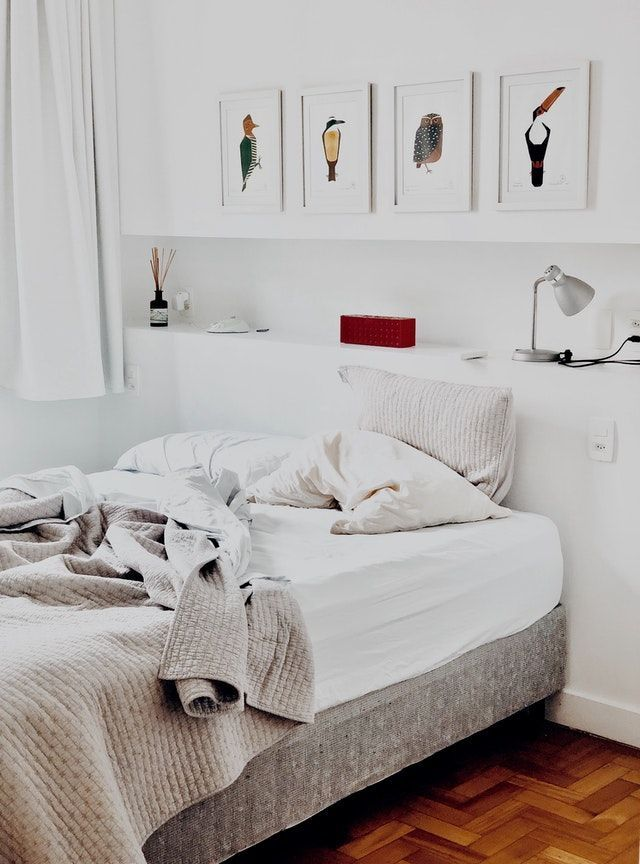 4 Things To Do With An Empty Wall In Your Bedroom Master Bedrooms Decor Bedroom Design Dream Decor