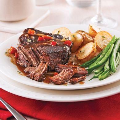 Rôti de palette de bœuf à congeler - Recettes - Cuisine et nutrition - Pratico Pratique