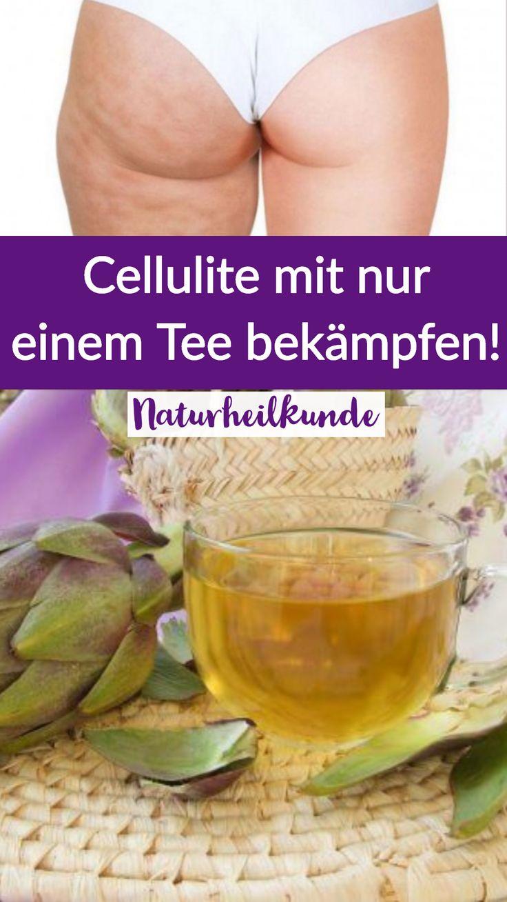 Bekämpfen Sie Cellulite mit nur einem Tee!    – Cellulite bekämpfen