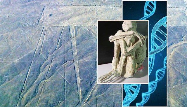 Es gibt wieder sensationelle Neuigkeiten von den Nazca-Mumien. Bereits Ende August 2017 wurde bekannt, dass die Entdecker der unterirdischen Anlage, in der diese Mumien gefunden wurden, behaupteten…