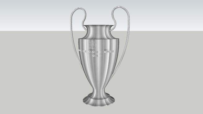 Trofeo Uefa Champions League (Uefa Champions League Trophy) - 3D Warehouse