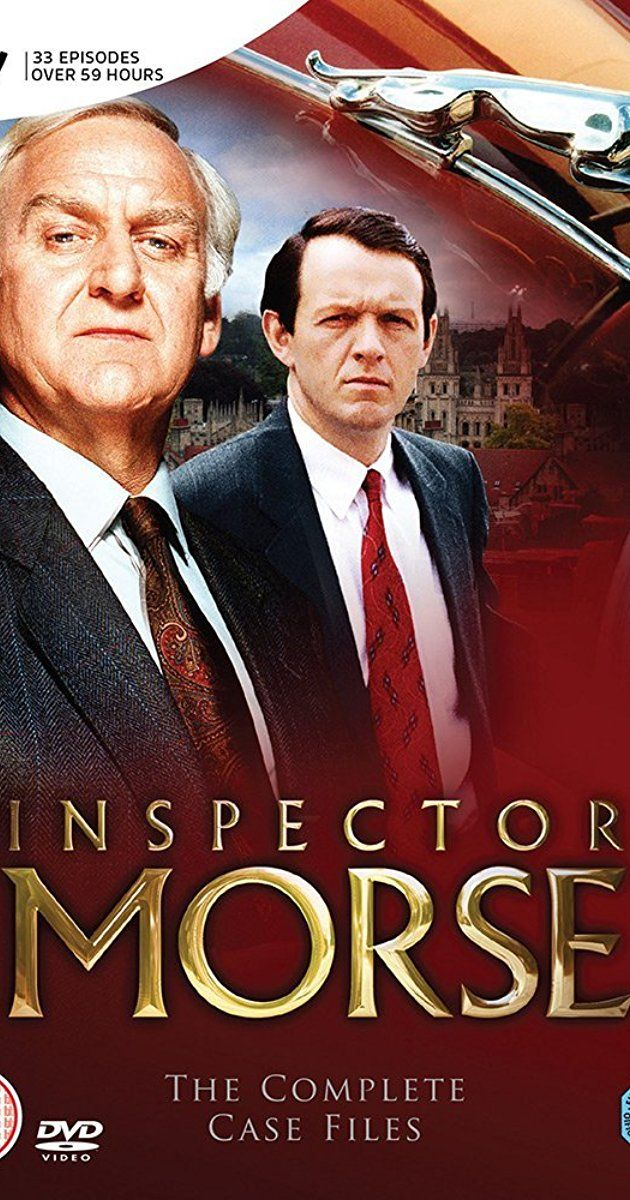 With John Thaw, Kevin Whately, James Grout, Peter Woodthorpe. Inspector Morse has an ear for music, a taste for beer and a nose for crime. He sets out with Sergeant Lewis to solve each intriguing case.
