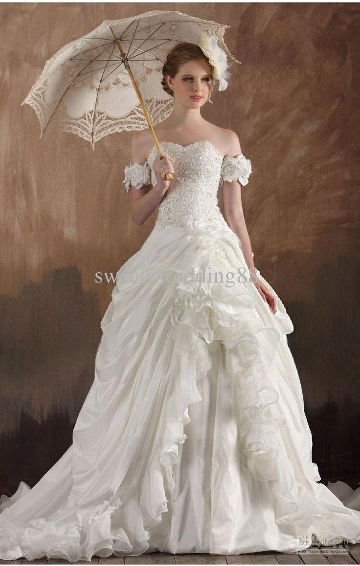 Victorian wedding dress Victorian SteampunK Pinterest