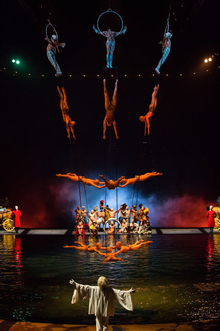 """A beautifully executed descent towards magnificence. 