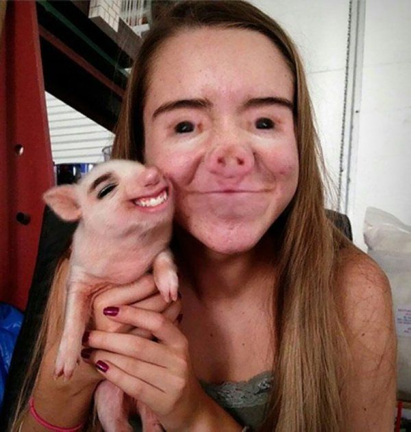 15+ Funniest #Face Swaps From The Most Terrifying #Snapchat Update Ever http://shuffleupon.com/