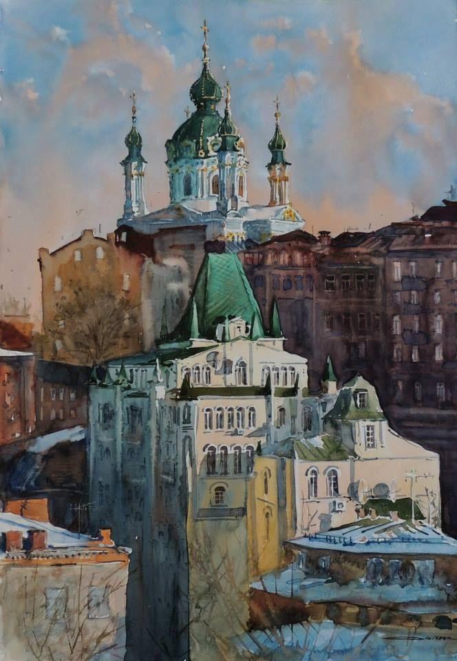 Sergiy Lysyy Киев
