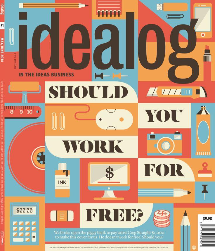 Idealog cover illustration