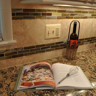 Giallo Fiorito Backsplash Ideas | Giallo Fiorito Granite Kitchen Countertop