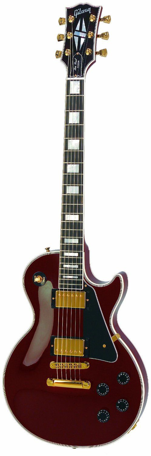 Gibson Les Paul Custom in red wine - this one I already have!