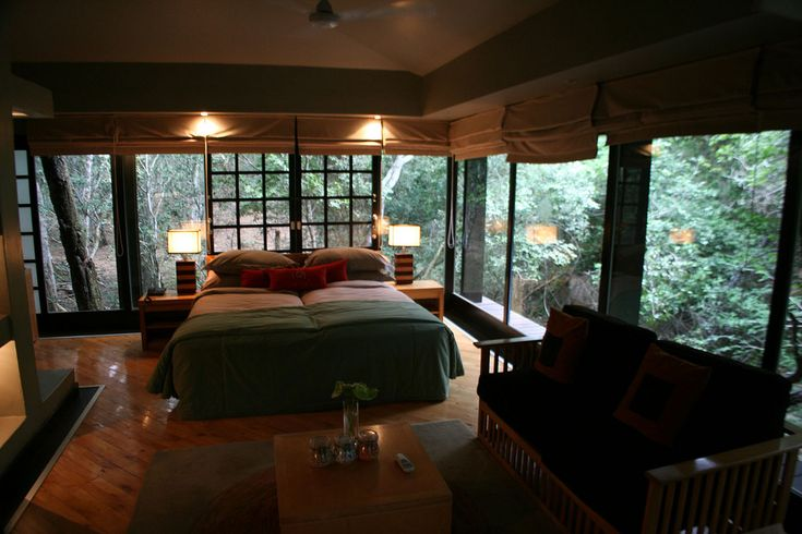 Phinda Forest Lodge glass house | by Reis. In stijl.