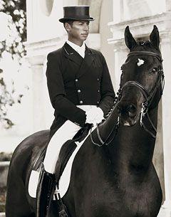 Carl Hester - Equestrian.