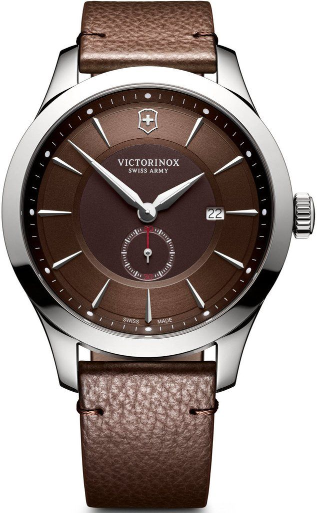 @vxswissarmy Watch Alliance #add-content #basel-17 #bezel-fixed #bracelet-strap-leather #brand-victorinox-swiss-army #case-material-steel #case-width-44mm #classic #date-yes #delivery-timescale-call-us #dial-colour-brown #gender-mens #movement-quartz-battery #new-product-yes #official-stockist-for-victorinox-swiss-army-watches #packaging-victorinox-swiss-army-watch-packaging #style-dress #subcat-alliance #supplier-model-no-241766 #warranty-victorinox-swiss-army-official-2-year-guarantee