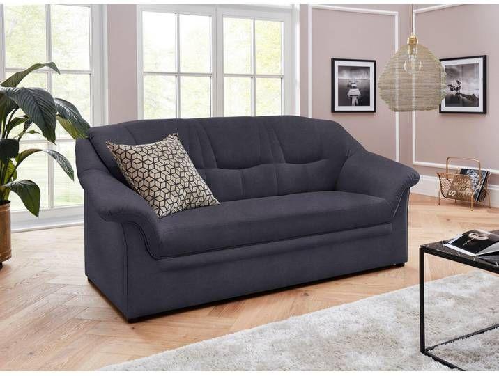 Domo Collection 2 5 Sitzer Grau Dunkelgrau Wohnen Haus Deko 3 Sitzer Sofa