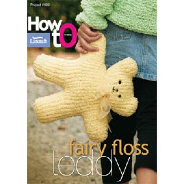 Fairy Floss Teddy-