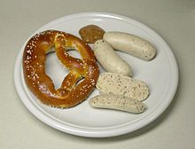 Weißwurst – Wikipedia