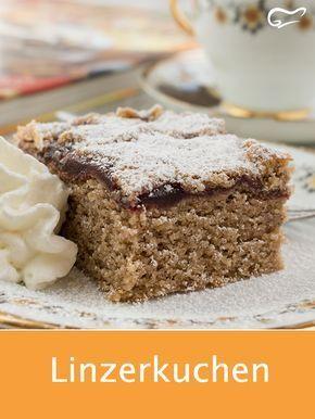 Der Linzer Kuchen ist ein traditionelles österreichisches Gebäck. Mit fruchtigen …   – Kuchen