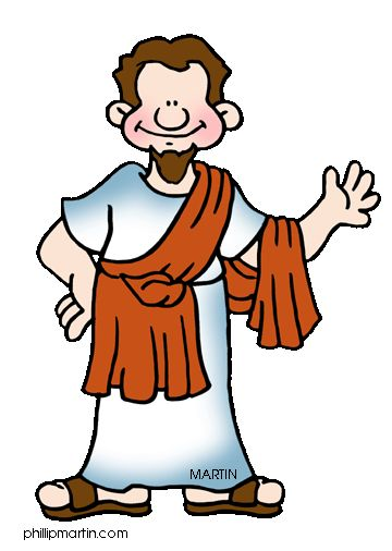 25 best paulus paul images on pinterest children s bible school rh pinterest com bible character clipart for palm sunday biblical characters clipart free