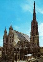 La Cattedrale di  S. Stefano- Vienna