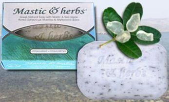Σαπούνι Mastic and Herbs με μαστίχα και φύκια