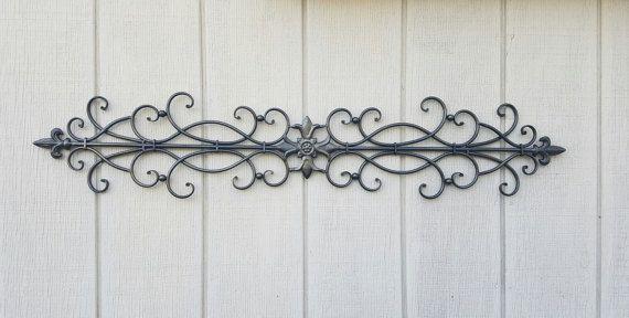 1000+ Ideas About Wrought Iron Wall Art On Pinterest