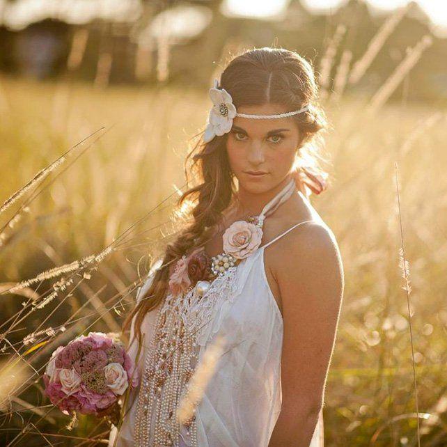 Стиль в деталях: свадьба в стиле бохо